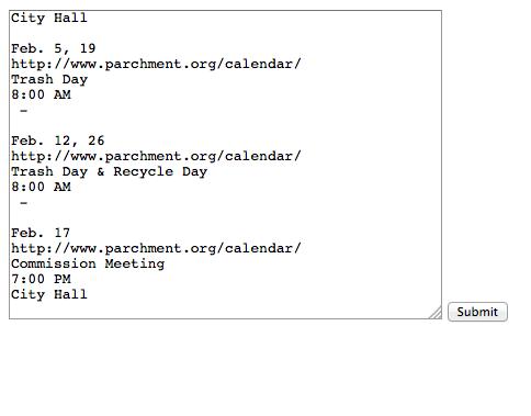 jQuery Calendar Converter