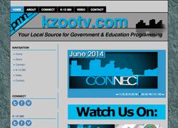 Kzootv.com home