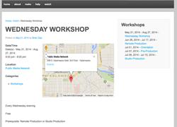 PMN workshop