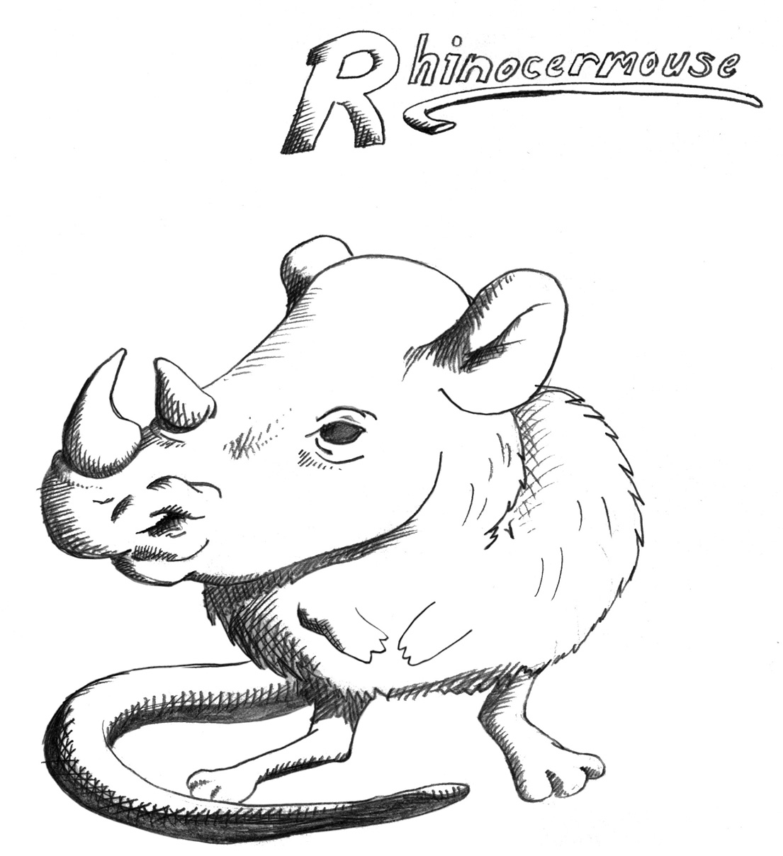The Rhinocermouse